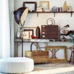 Vintage style для гостиных /Фотогалерея интерьеров