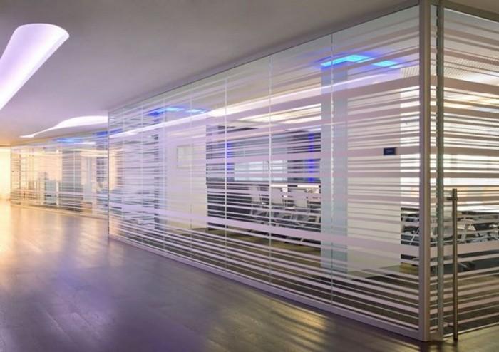 Хай тек  Дизайн офиса в стиле хай тэк