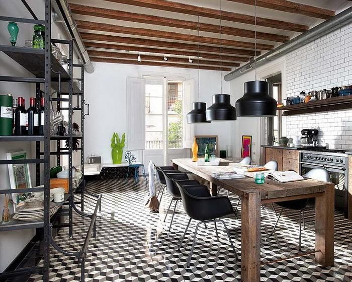 13 вариантов интерьера современной кухни