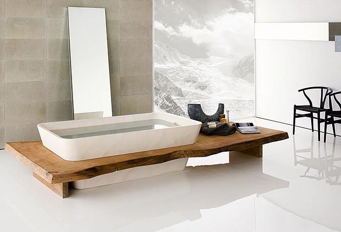 Эко стиль в ванной комнате_12