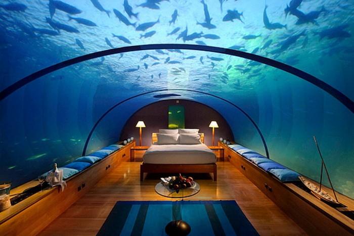 Эксцентричные спальни