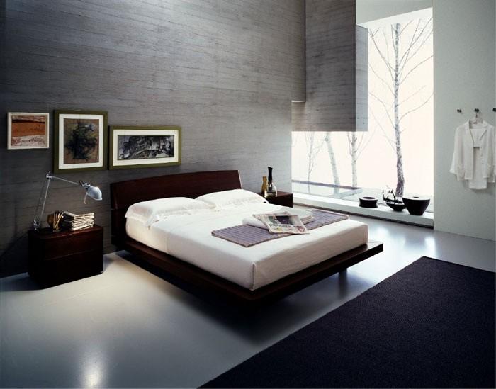 Мужской взгляд на спальню