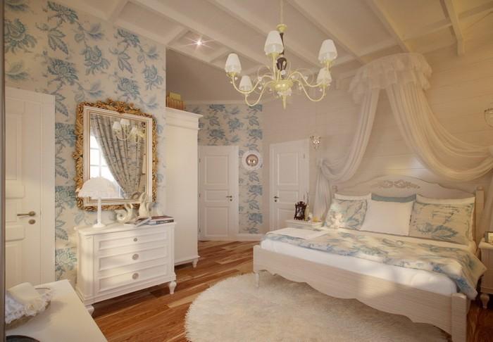 Прованс  Спальня в стиле «Прованс»