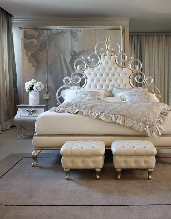 Роскошные итальянские кровати_11