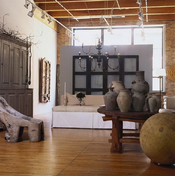 Эко стиль:  натуральные материалы и декор