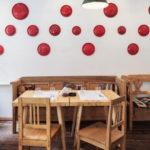 12 ярких декораторский идей из ресторана в Румынии
