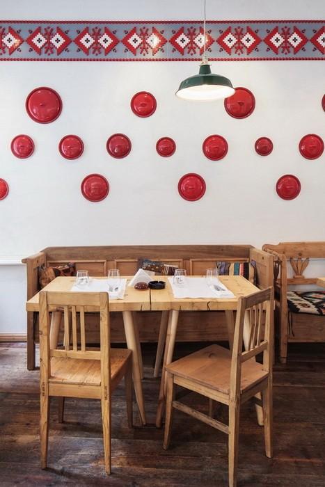 Традиционный ресторан в Румынии_13