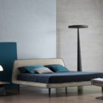 Двуспальные кровати в стиле минимализм