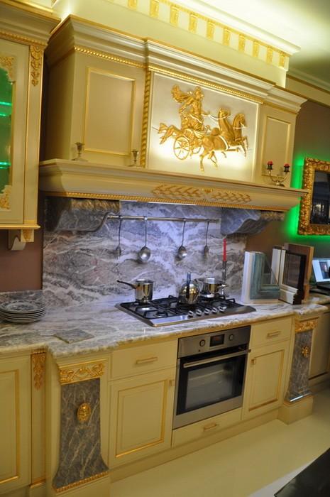 Классический стиль  Классические кухни