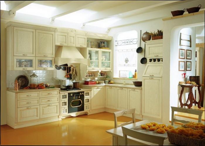 Прованс  Кухни в стиле Прованс
