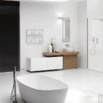 Ванная комната в стиле минимализм: концепция, дизайн, материалы
