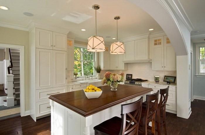 Освещение рабочей поверхности кухни