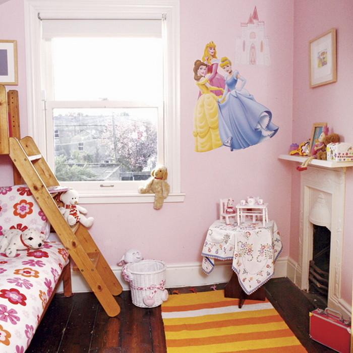 Розовая комната для девочки_19