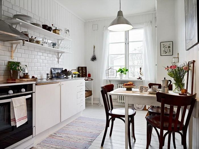 Приоритетные цвета кухонь