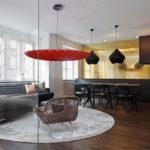 Квартира-студия: детали и решения для интерьера