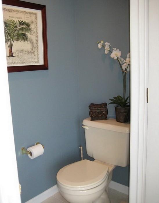 Маленькие туалетные комнаты