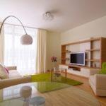 Современный дизайн кухни-гостиной: интерьер, цвет