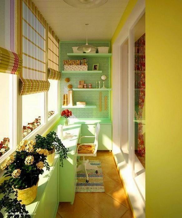 Дизайн маленького балкона_08