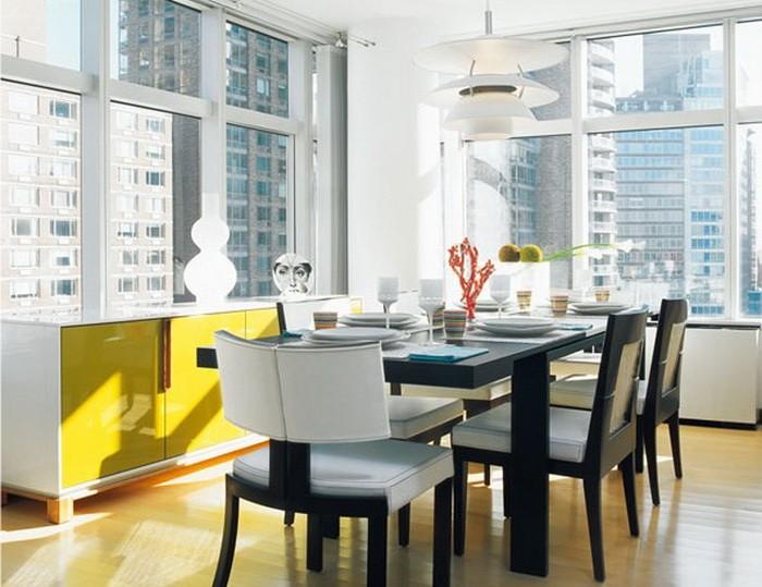 Желтый  Желтая кухня