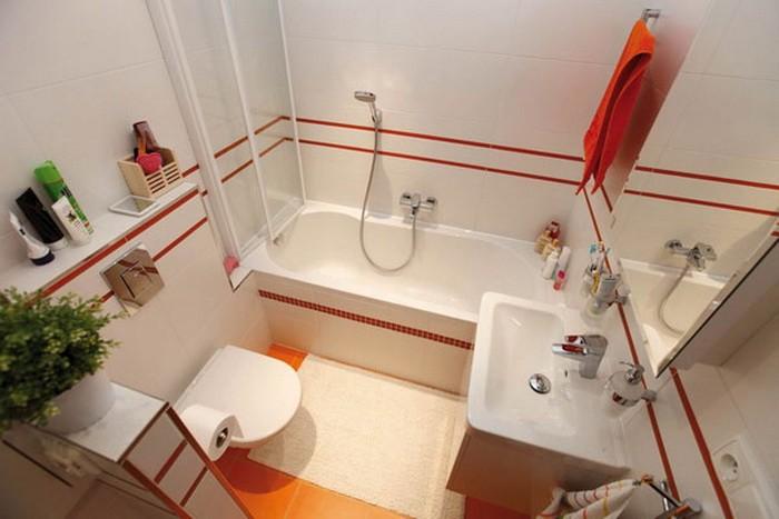 Дизайн небольших ванных комнат_04