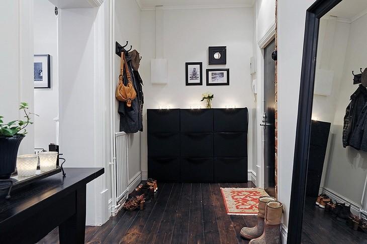 Скандинавский стиль  Дизайн квартиры в скандинавском стиле