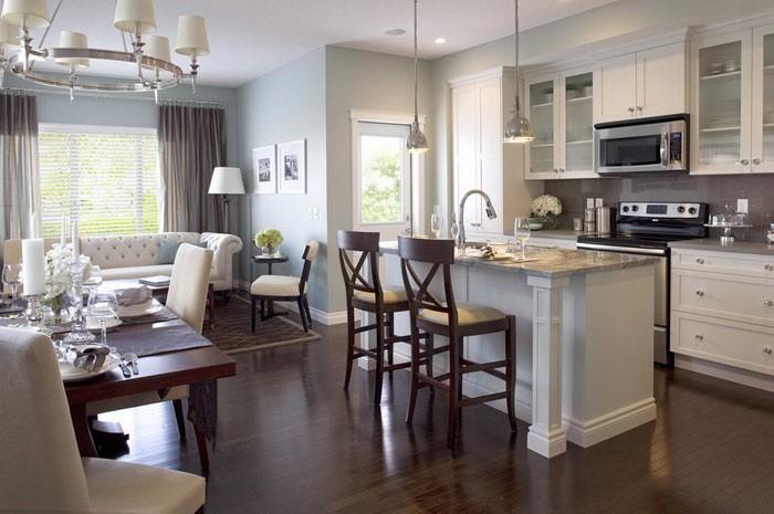 Дизайн кухни совмещенной с гостиной_07