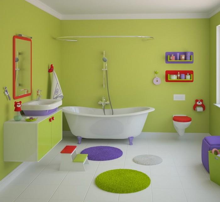 Детская ванная комната