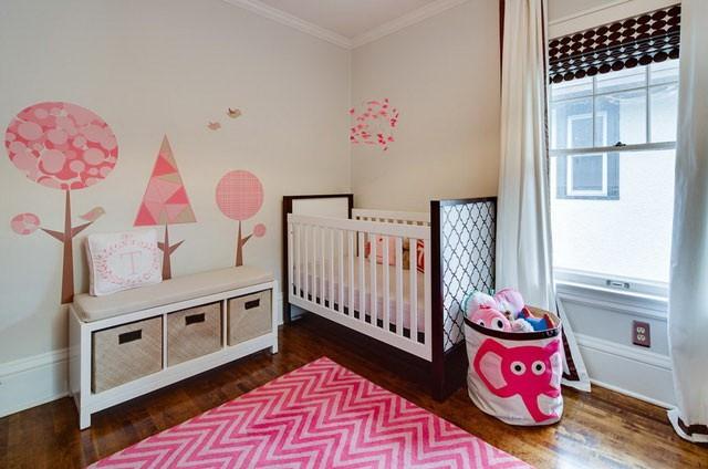 Дизайн детских спален