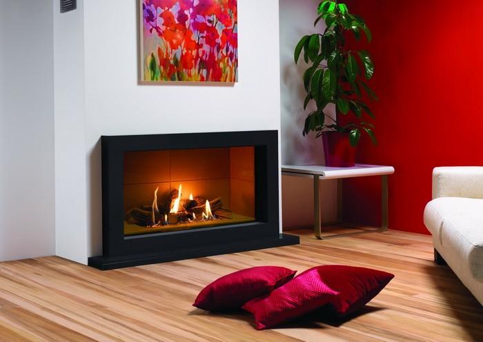 Дизайн гостиной с камином_12