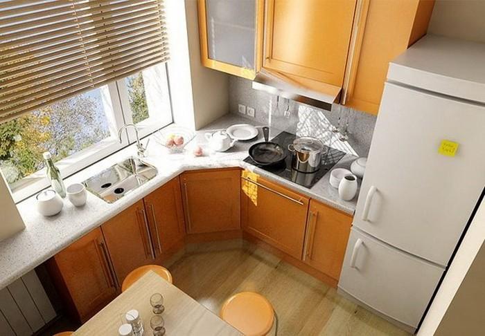 Дизайн кухни в хрущевке_05