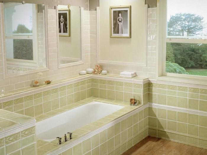 Модерн  Ванная в стиле модерн