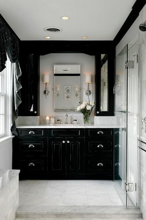 Ванная в классическом стиле_14