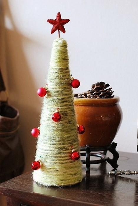 Новогодние елки своими руками_08