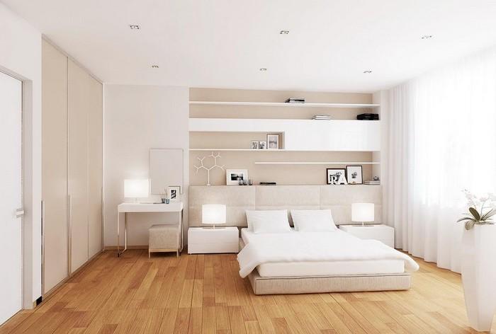 Покраска стен в спальне_01