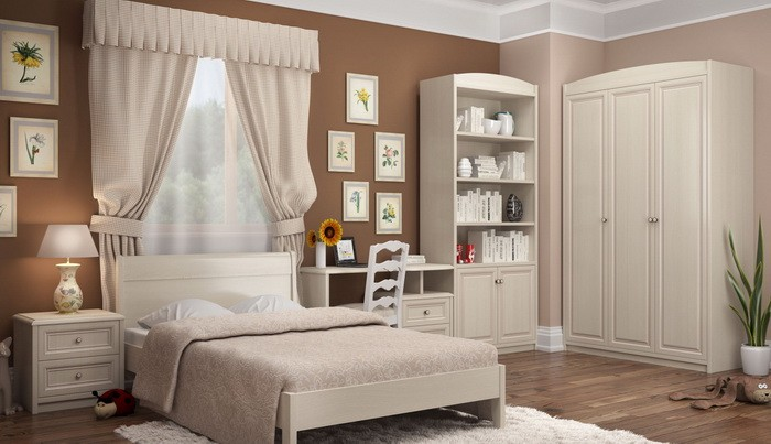 Покраска стен в спальне_05