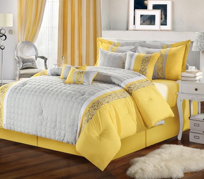 Желтый цвет для спальни_01