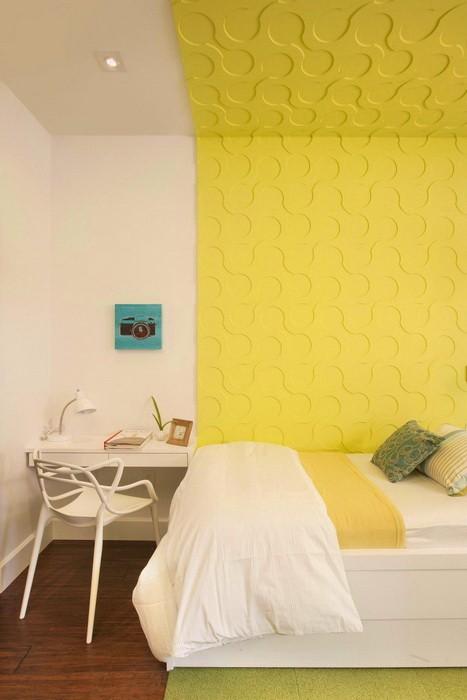 Желтый цвет для спальни_11