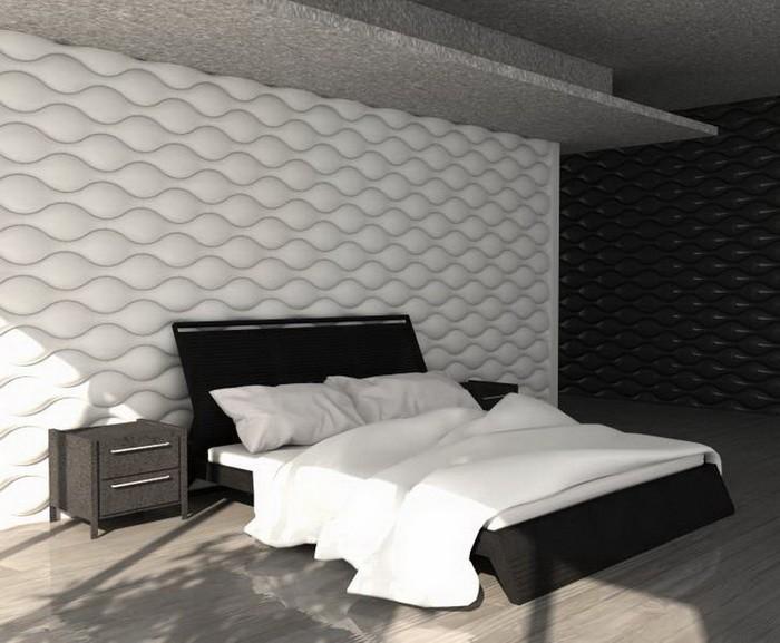 Гипсовые стены фото