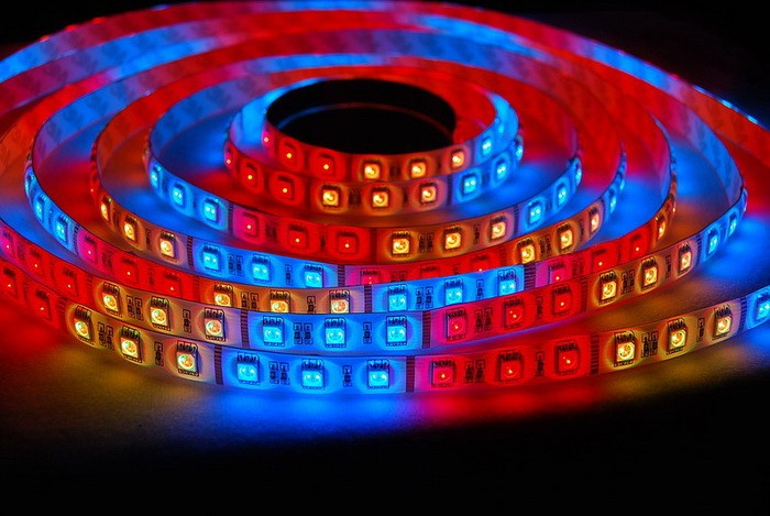 Светодиодное освещение в квартире