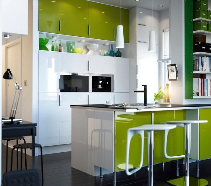 Цвет для кухни: как выбрать, советы