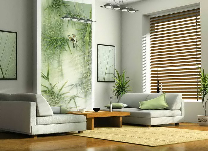Бамбук в интерьере_06