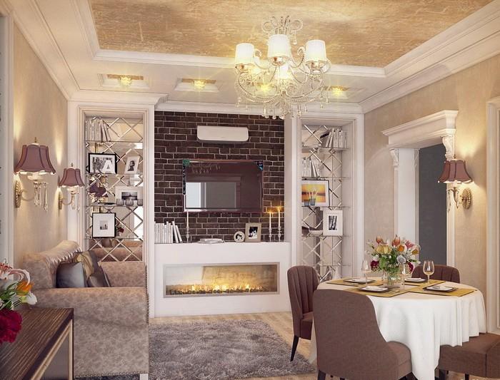 Интерьер гостиной-столовой_03