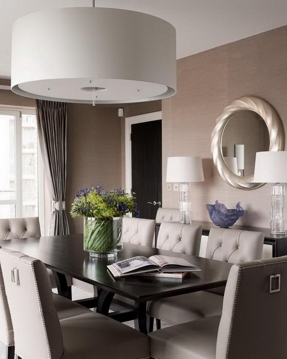 Интерьер гостиной-столовой_17