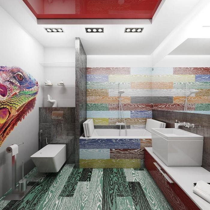 Оригинальная плитка в ванную_12