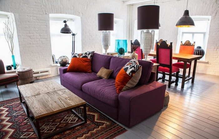Как без ремонта обновить интерьер гостиной_16