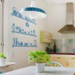 Интерьер кухни — обновление без ремонта