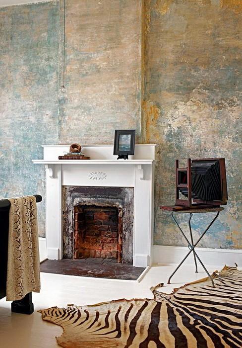 старые стены в интерьере _07