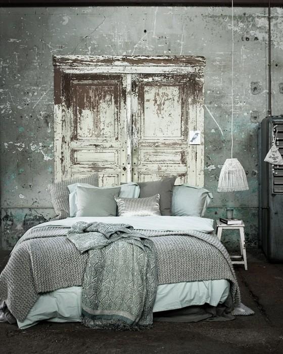 старые стены в интерьере _10