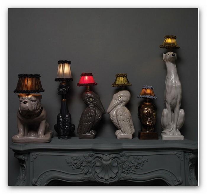 Интересные светильники