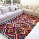 Ковры-килимы в интерьере